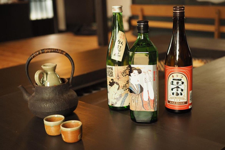 静岡が世界に誇る日本酒