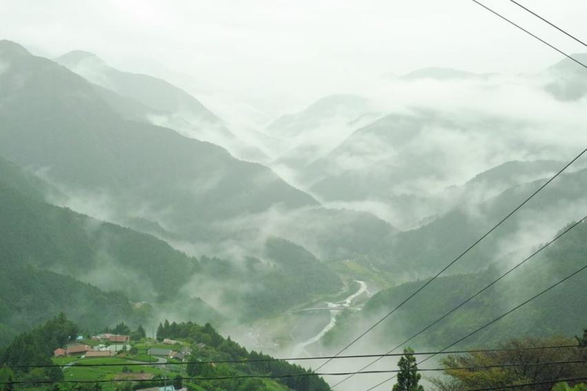 自然を満喫できる静岡『梅ヶ島』の魅力