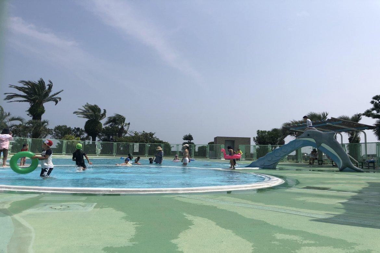 静岡市営用宗公園プール今年もOPEN!!