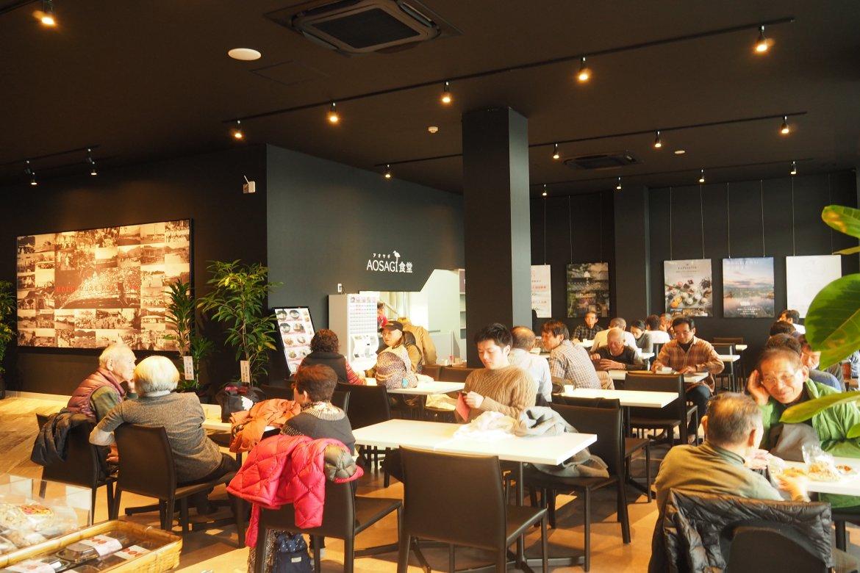 日本色限定 アオサギ食堂デリバリー開始しました